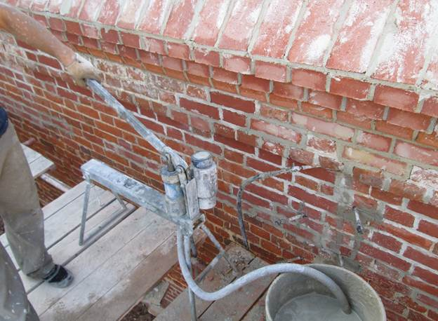 Инъектирование бетона своими руками 81