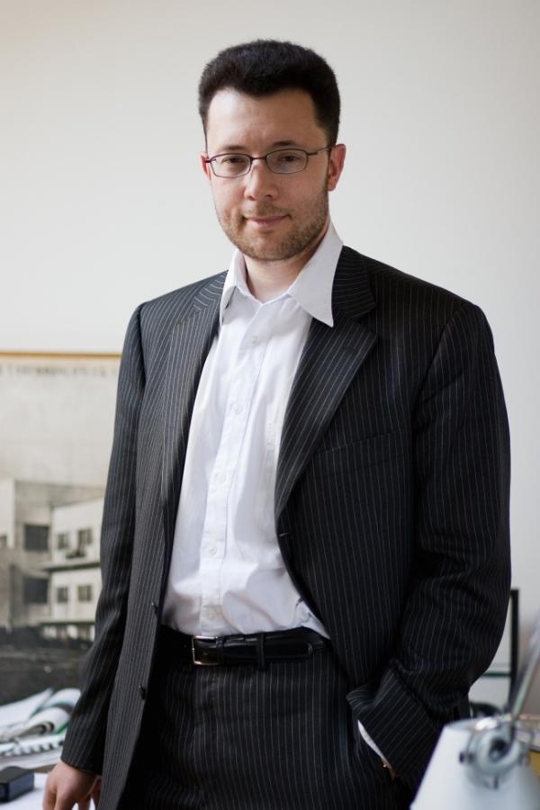 Алексей Гинзбург: «Я считаю своим преемственным занятием модернистскую архитектуру»